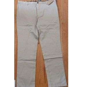 "Men's Burberry ""Shibden"" Cotton Chino Pants"